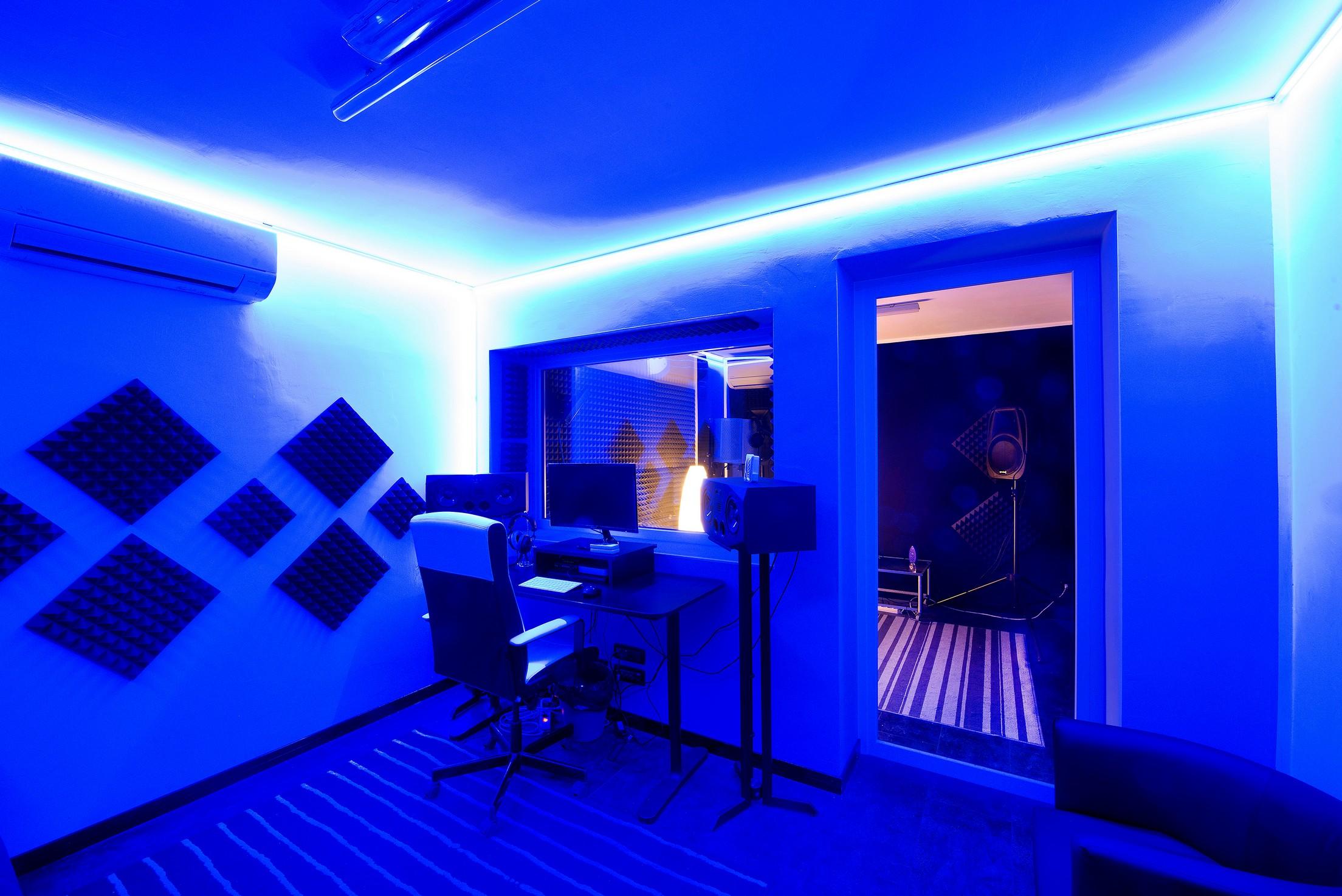 Noleggio studio registrazione torino